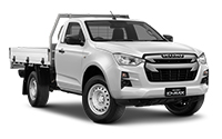 D-Max LX Single Cab Chassis