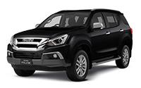MU-X SUV (7 Seats)