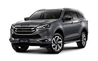 All-New MU-X SUV
